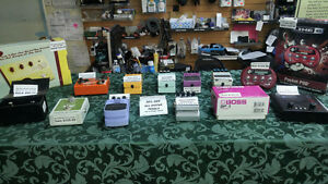 30% off all our Guitar Pedals during March Madness @ ABC
