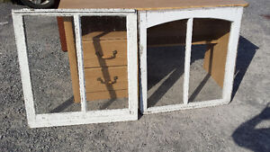 OLD WINDOWS DIFFERENT SIZES
