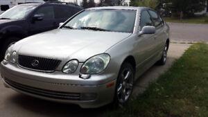 2002 Lexus GS Sedan
