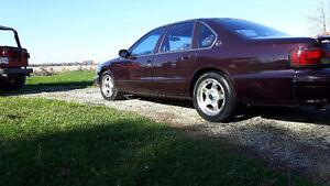 1995 Chevrolet Impala SS.