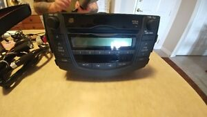 Phone bluetooth and stock radio for toyota RAV 4 2010