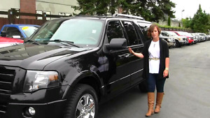 FORD EXPEDITION MAX LIMITED 112,320 KMS IMMACULATE CONDITION