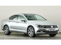 2017 Volkswagen Passat 1.6 TDI SE Business 4dr DSG Auto Saloon diesel Automatic