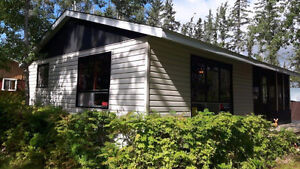 Emma Lake Cabin for sale Murray point.