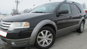 Ford Taurus X AWD, Leather, Loaded,6 seater, 2 sets of Tires on