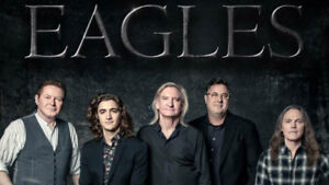 2x Eagles Tickets for Vancouver on Friday May 11! Great Seats!