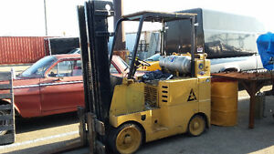 Forklift 6000 lbs
