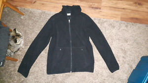 Black Sweaters One Size Small, Two Mediums & One Large. Belleville Belleville Area image 1