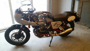 Moto Guzzi V7 Racer Record (Lease to Own)