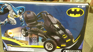 PEDDEL CAR BATMAN