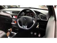 2015 Citroen DS3 1.6 BlueHDi DSport 3dr Manual Diesel Hatchback