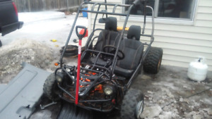 2seater off road project