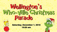 Wellington Who-Ville Christmas Parade