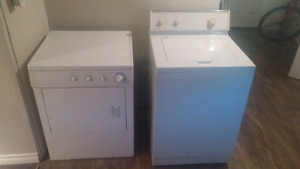 Great working washer and dryer for sale!