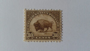 "US #700 Unused 1931 ""BUFFALO ON THE PLAIN"" 30 cent stamp MNT/ VF London Ontario image 2"