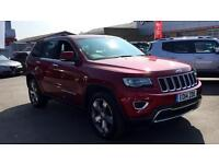 2014 Jeep Grand Cherokee 3.0 CRD Limited Plus 5dr Automatic Diesel MPV