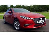2017 Mazda 3 2.2d SE-L Nav 5dr Manual Diesel Hatchback