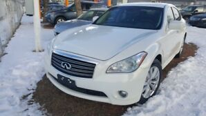 2011 Infiniti M37 AWD/ LEATHER / LOADED /VERY CLEAN/