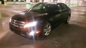 2011 Ford Fusion fully loaded (AWD)