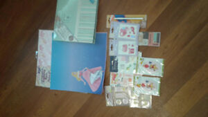 Scrapbooking stuff for sale