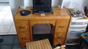 meuble d ordinateur antique