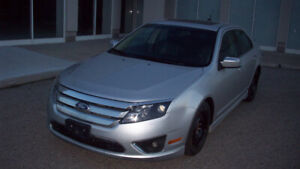 2010 FORD FUSION SPORT...AWD...LOADED...AUTOMATIC...ETEST+SAFETY