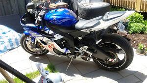 yzf-r6 super sport bike