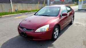 2003 Honda accord EXL