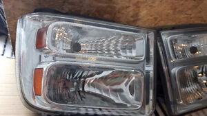 2006 Ford F250 Headlights and Tail lights Peterborough Peterborough Area image 3