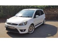 Ford Fiesta 2.0 2007.25MY ST A RARE EXAMPLE FINISHED IN PEARL WHITE