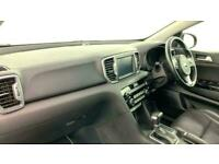 2018 Kia Sportage Sportage 1.7 CRDi 3 DCT Auto Estate Diesel Automatic