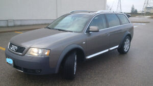 2005 Audi Allroad 2.7T SUV, Crossover - Audi Maintained!