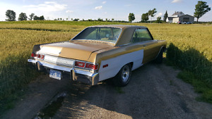 1975 Dodge Dar Swinger. Turn key classic.