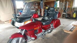 Honda GoldWing Interstate-PRICE DROP