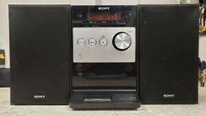 Sony Mini Component Stereo Set