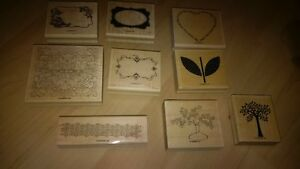 Stampin Up! Stamps