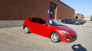 2010 MAZDA 3 GT FINANCING AVAILABLE ANY CREDIT !!!