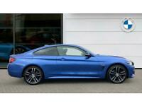 2020 BMW 4 Series 420i xDrive M Sport 2dr Auto [Professional Media] Petrol Coupe