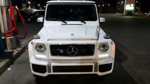 2014 MERCEDES G63 AMG- PRICED FOR A QUICK SALE