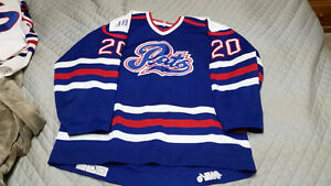 1996-97 Regina Pats Game-Used Jersey