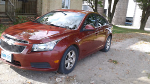 Chevy Cruze 2012 For Sale