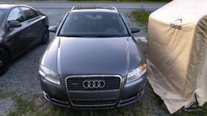 Trade Audi A4 Quattro awd turbo