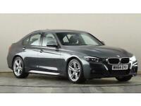 2014 BMW 3 Series 320d M Sport 4dr Step Auto [Business Media] Saloon diesel Auto