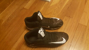 Nike Alpha Shark Football cleats size 8