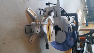 12 inch mitre dual bevel saw