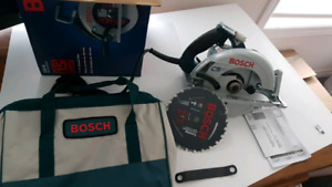 Bosch circular saw brand new