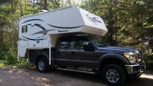 Ultimate Adventure Combo 2013 Ford F350 & 2011 Adventurer Camper