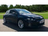 2014 Volkswagen Scirocco 2.0 TDi BlueMotion Tech GT 3dr Manual Diesel Coupe