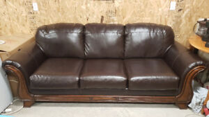 Couch rarely used