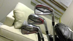 Cobra Forged Tec Irons (4-GW) Great Irons!